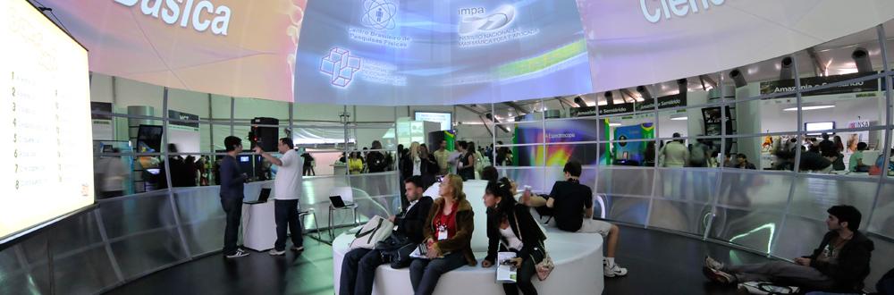 Empresa Montadora de Eventos, Feiras, Congressos e Estandes em Goiania